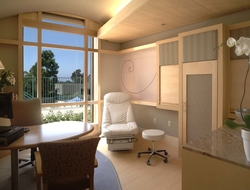 Scripps Center for Integrative Medicine exam room