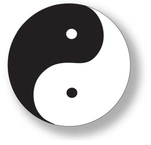 Yin and Yong Symbol